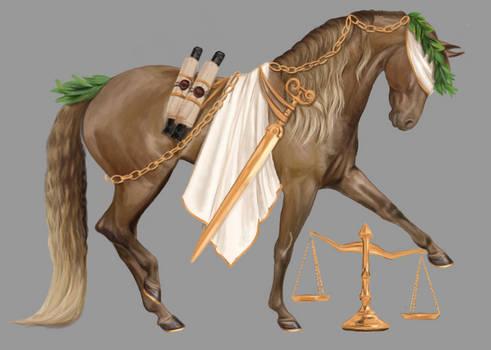 Themis - Themed Equine