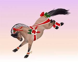 Christmas Pony 2021