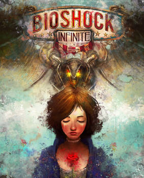 Bioshock Infinite Alternate Cover