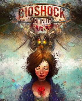 Bioshock Infinite Alternate Cover
