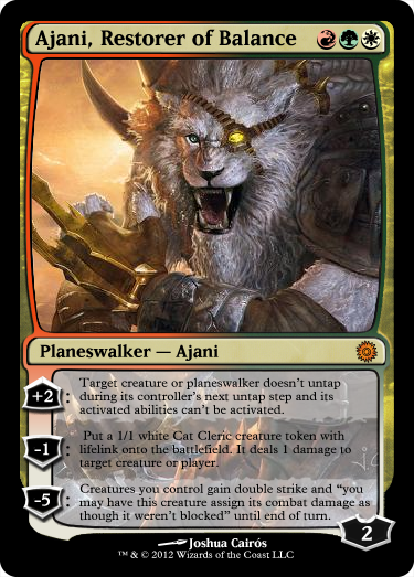 Posted by Calvin at 9 31 PM 2 commentsJourney Into Nyx Planeswalker