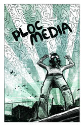 Ploc Poster by ploc-media