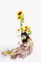 Lady Sunflower [1/52]