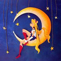 Bishoujo Senshi Sailor Moon by tracyblank
