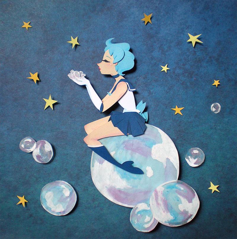 Bubble Dreams by tracyblank