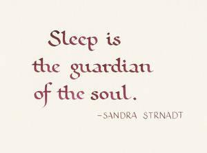 Sandra Strnadt - Sleep by MShades
