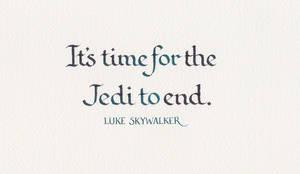 Luke Skywalker - It's Time 02