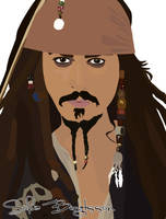 jack sparrow by sofiavienna