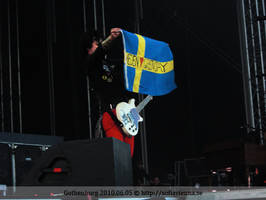 Sweden loves Green Day by sofiavienna