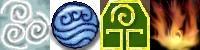 Avatar Peoples Seiries-avatars