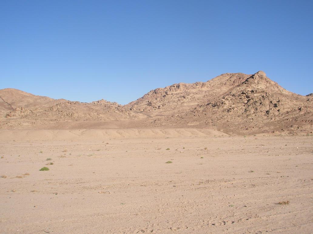 Sinai desert landscape by semiretiredjedi on deviantart for Desert landscape