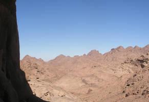 Sinai Mountain II by SemiRetiredJedi