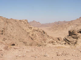 Sinai Landscape by SemiRetiredJedi