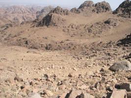 Mountain trail - Sinai by SemiRetiredJedi