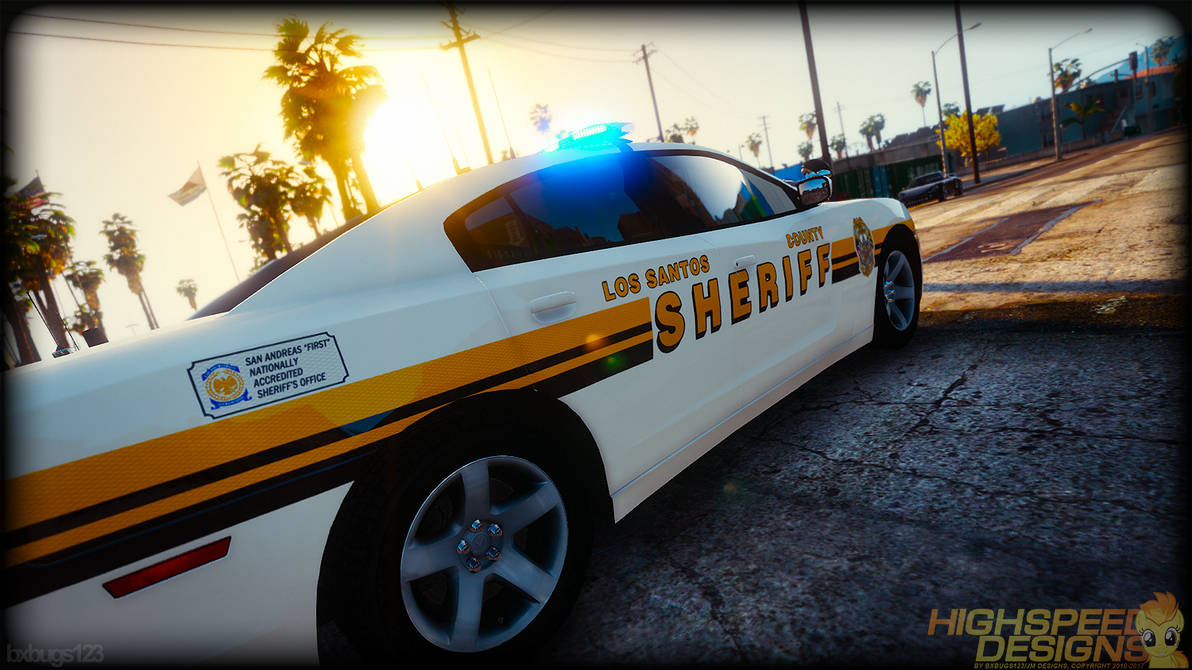 Los Santos County Sheriff 3 by Bxbugs on DeviantArt