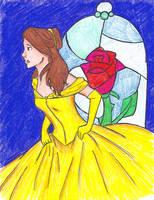 Belle by Ara-bell