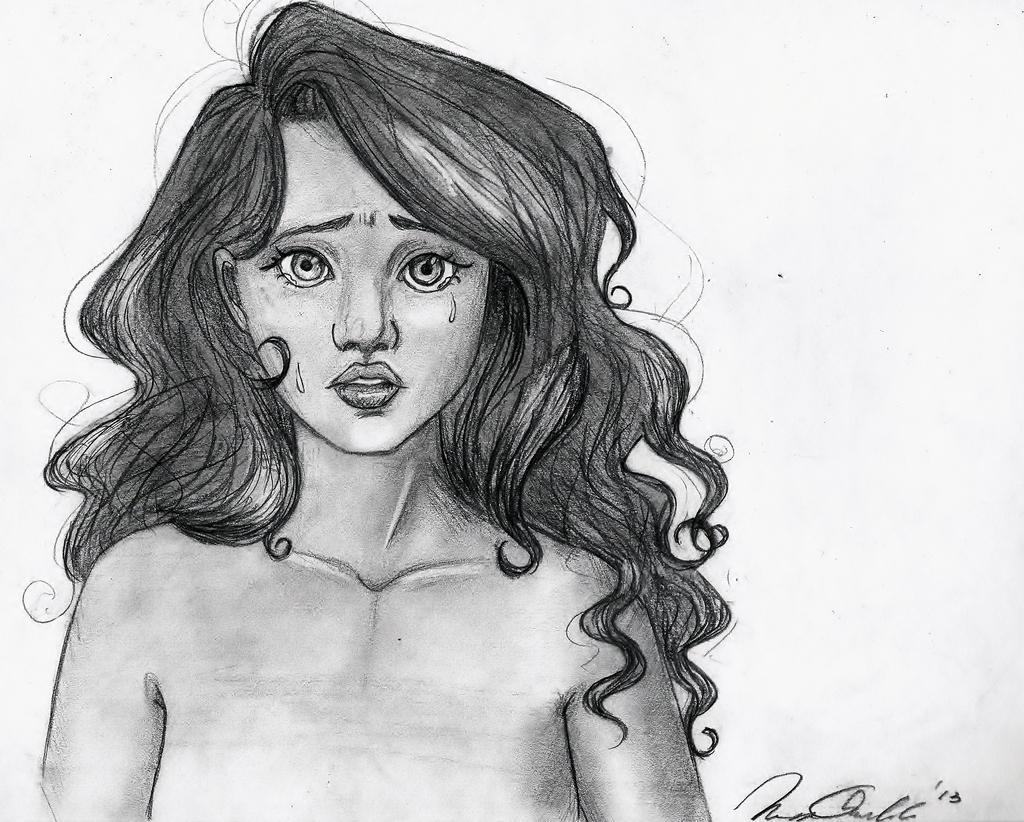 Hazel Levesque (more realistic?) by Ara-bell on DeviantArt