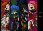 The Nightmare #FNAFHS x FNAF