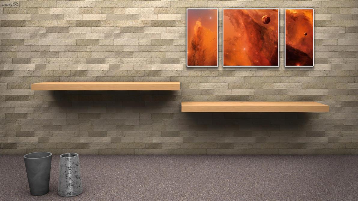 3d room hd wallpaper by szesze15 on deviantart for 3d wallpaper hd for living room
