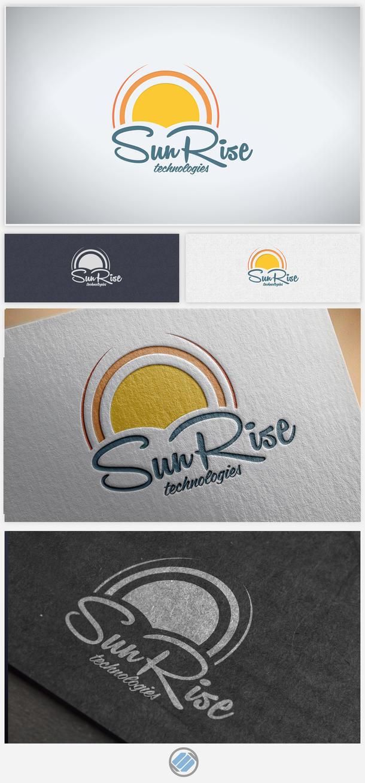 SunRise technologies logo by Szesze15