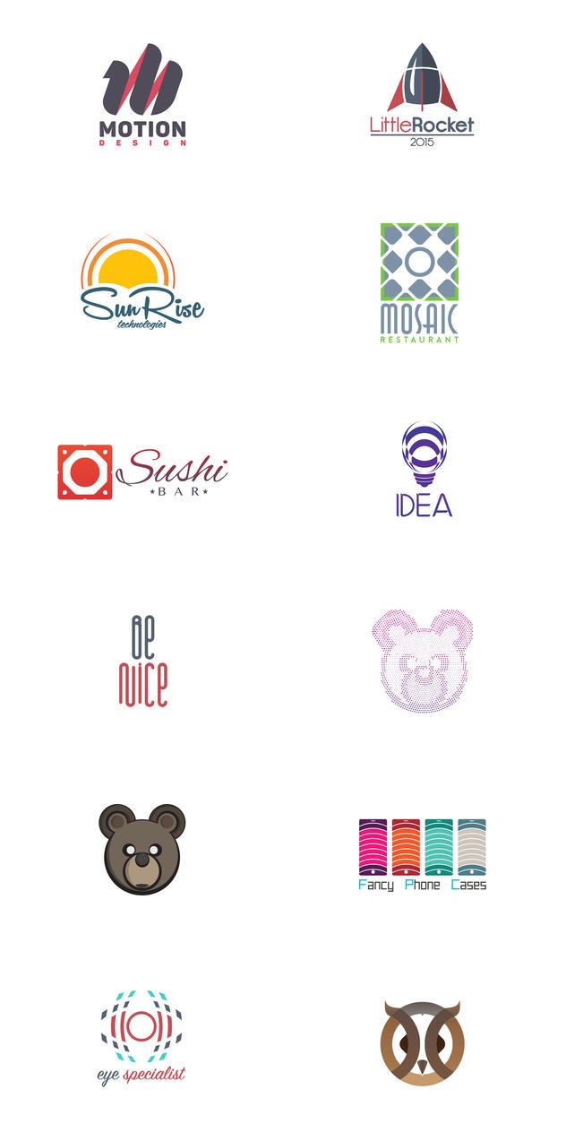 Logofolio_2015 V2 by Szesze15