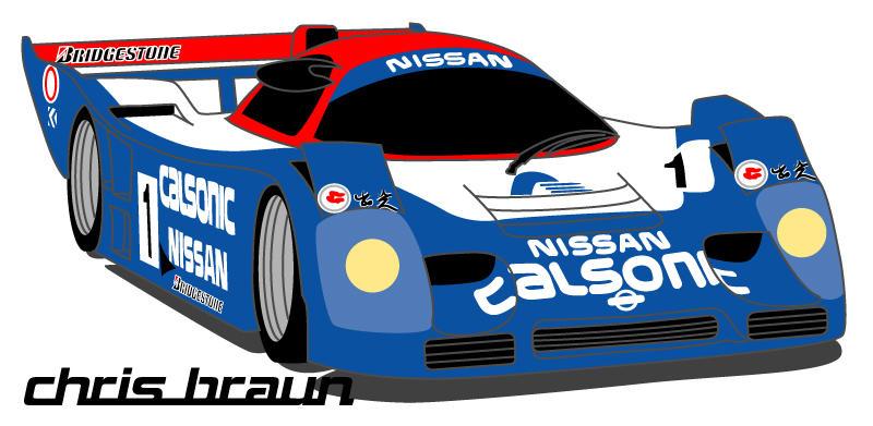 Nissan R92cp By Cbdesign On Deviantart