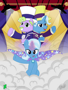 The Great and Powerful Show