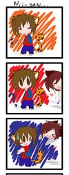 + Random Comic 01 + by GhostBulb