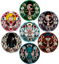 TBoI - Stained Glass