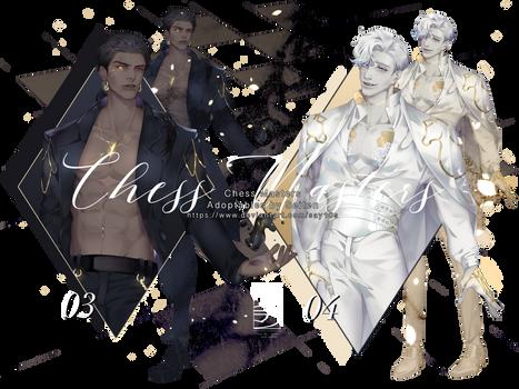 [Closed] #8 Chessmaster :knight [auction]