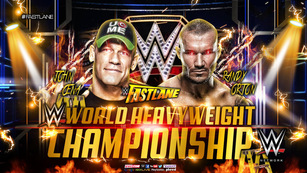 FAST LANE MATCH CARD by Mohamed-Edition on DeviantArt