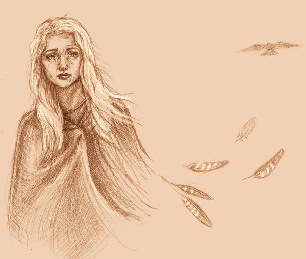 Freya by monbaum