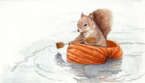Row, row, row your boat...