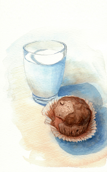 Milk and Muffin by monbaum