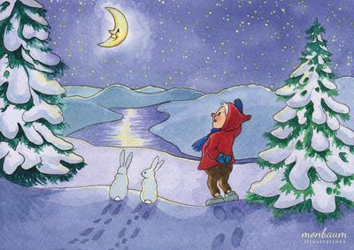 Advent 10 by monbaum
