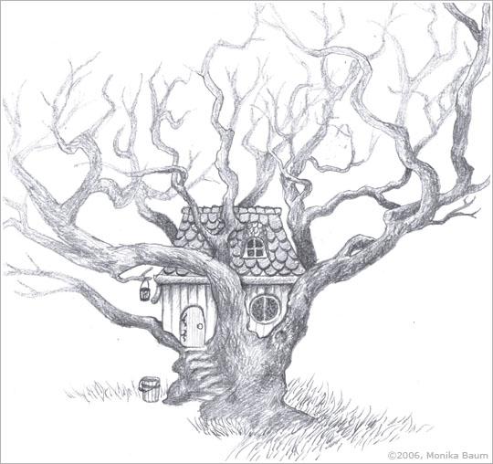 tree house by monbaum