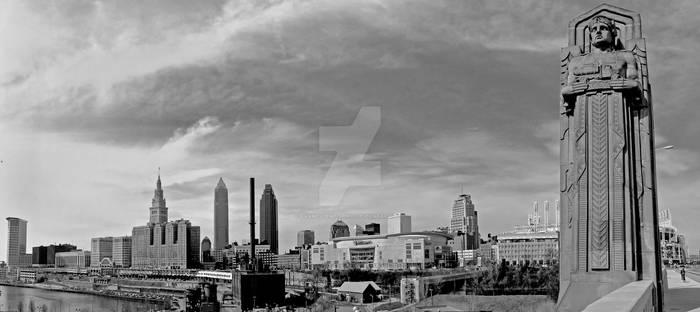 Cleveland Panoramic