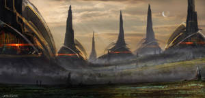 Environments - Landscapes - Sci-Fi2