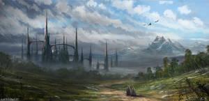 The Last City Of Magic