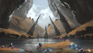 Six Fangs Cave