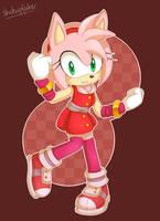 Amy Boom by nakklesart