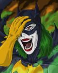 Batgirl's Pretty Smile