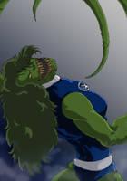 She-Hulk is a Brood by Jokerisdaking