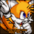 Tails icon 8 by chrisbrowndanceboy19