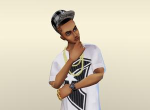 New IMVU ID by chrisbrowndanceboy19