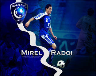 Mirel Radoi by Charisma15