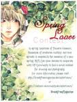 poster for springlover contest