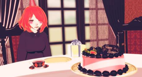 Happy Birthday . . . me