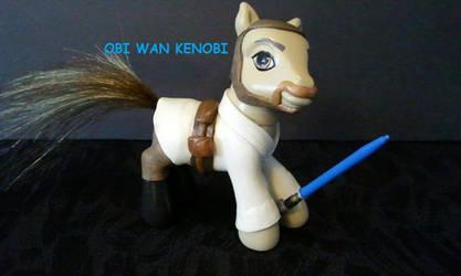 Obi Wan Kenobi by dannabats