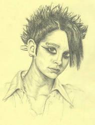 Tokio Hotel `Bill' by Woolf20